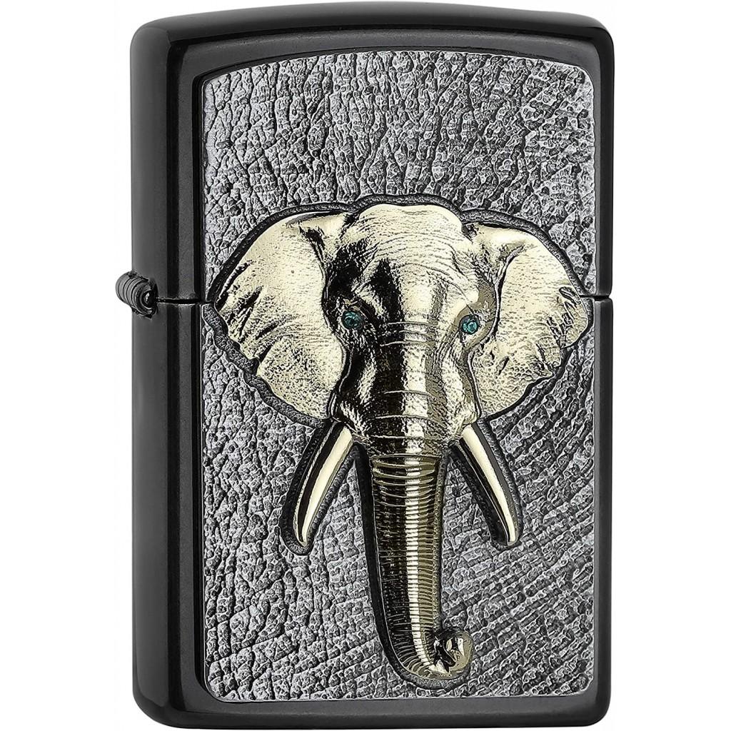 Zippo Elephant Emblem