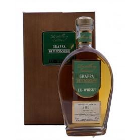 Grappa Barricata Ex Whisky 2001 0.70 lt.- Astucciato