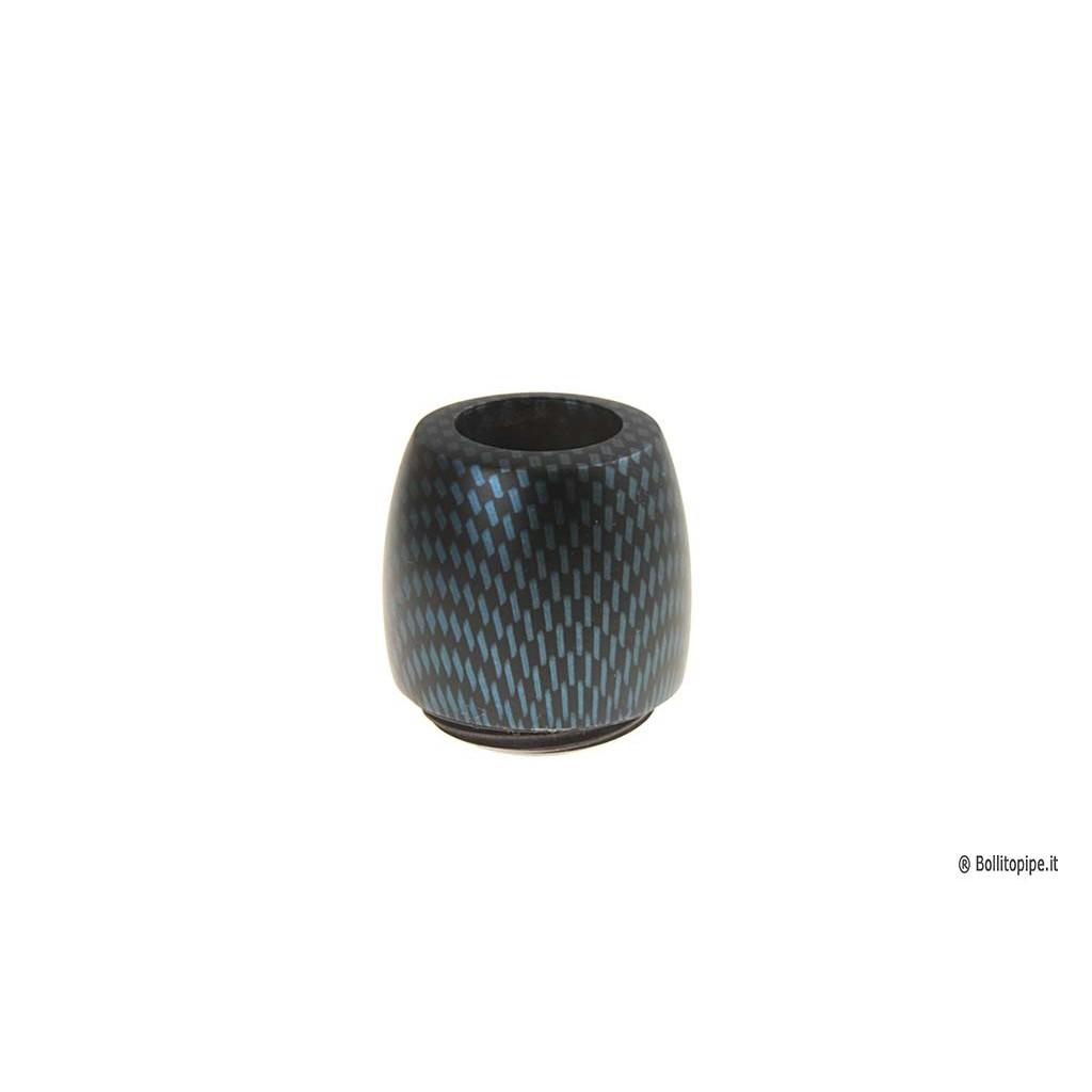 """Falcon Pipe Bowl """"Blue Carbon"""" - Billiard"""