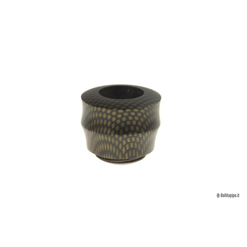 "Falcon Pipe Bowl ""Yellow Carbon"" - Plymont"