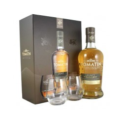 Whisky Tomatin Legacy - 43% - Glass Pack