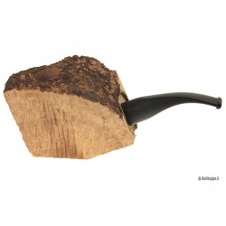 Half-Bent prebored extra-extra briar plateaux with acrylic mouthpiece