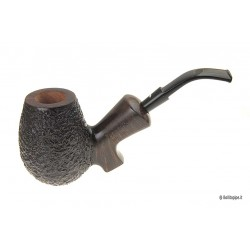 Pipa Caminetto rusticata - Moustache - Full Bent Egg