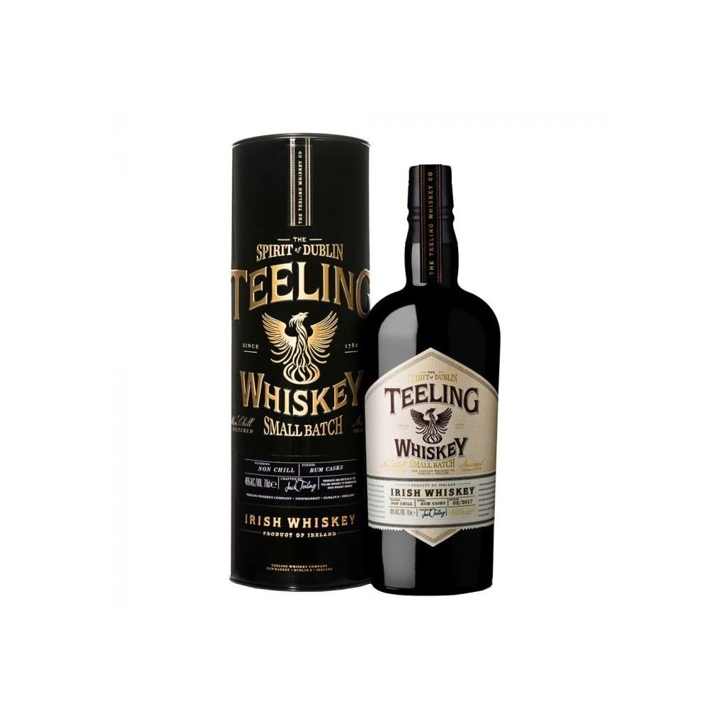 Whiskey Teeling Small Batch - 46%