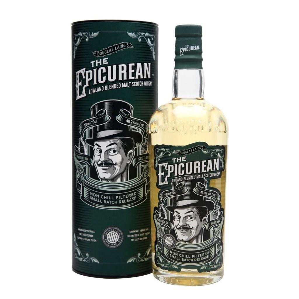 Whisky The Epicurean - Douglas Laing's (astuccio) - 46,2%