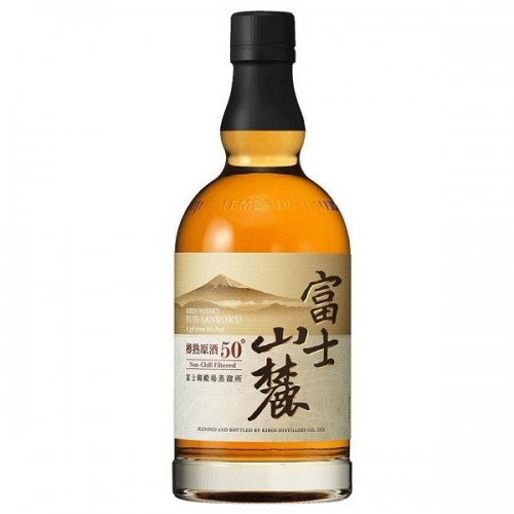 Kirin Fuji Sanroku Whisky 50% Blended Cl70