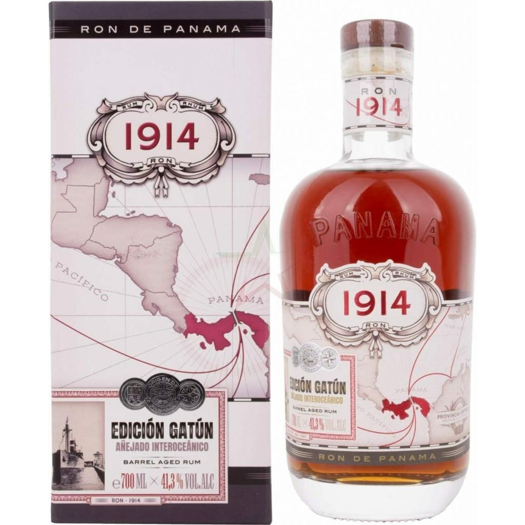 Rum Panama 1914 - 70cl - 41,3%