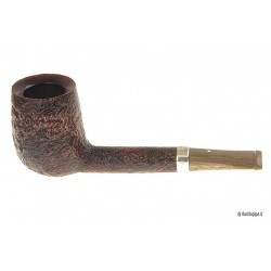 Dunhill Cumberland group 4 - 4110 with 6mm silver band (2020)