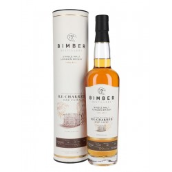 Whisky Bimber Re-charred Oak Cask - 3 Years Old - 51,9%