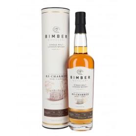 Whisky Bimber Re-charred Oak Cask - 3 Years Old - 51,9%