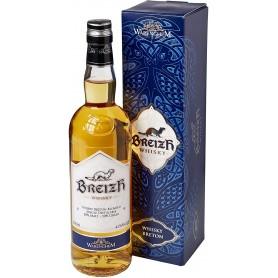 Whisky Breizh Whisky Breton Blended - 42%