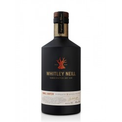 Gin Handcrafted Dry - Whitley Neill - 43%