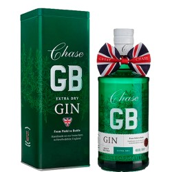 Gin William Chase Great British Extra Dry - 40%