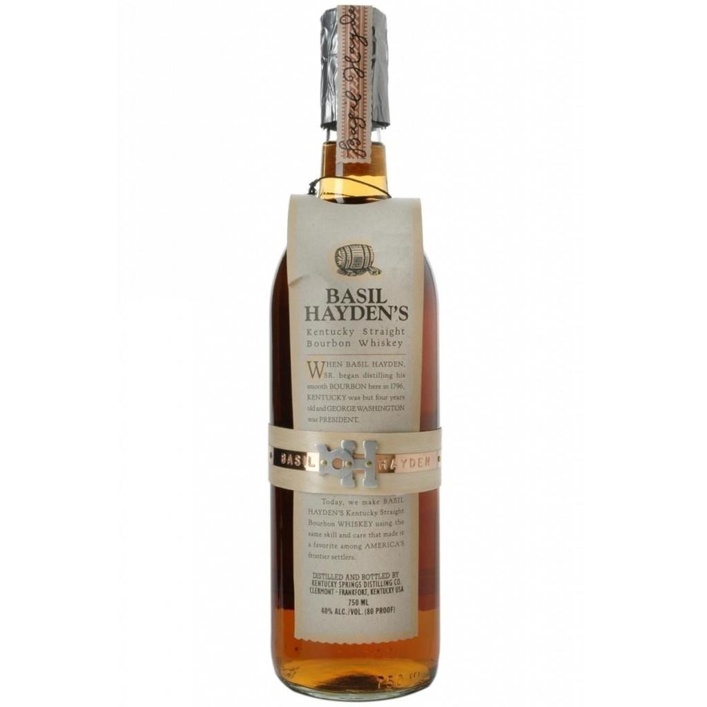 Basil Hayden's Kentucky Straight Bourbon Whiskey - 40%