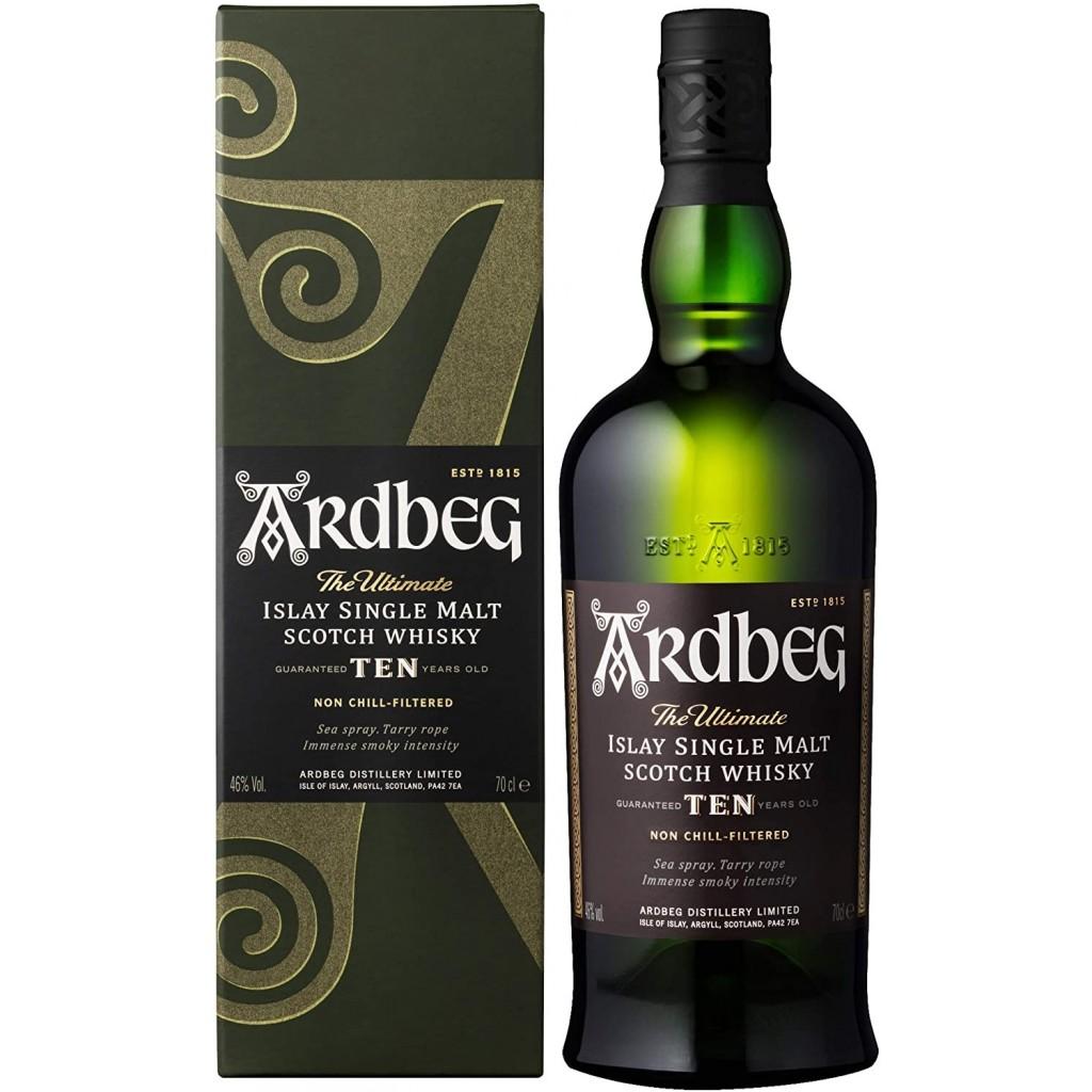 Whiskey Ardbeg TEN 10 Years Old - 46%