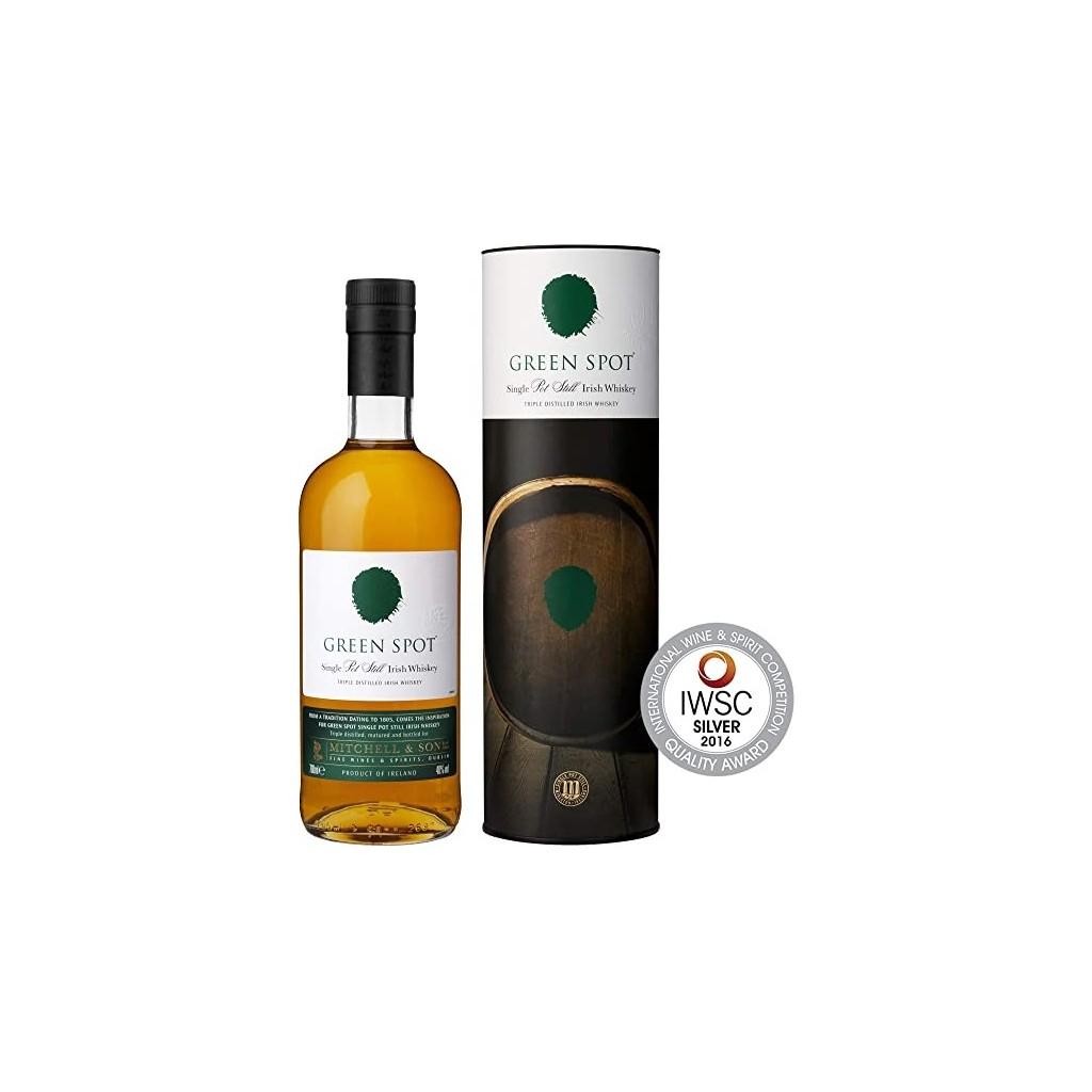Mitchell & Son Green Spot Single Pot Still Whiskey - 40%