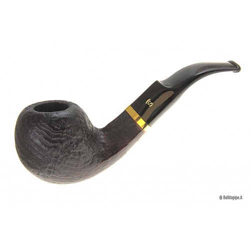 """Stanwell DeLuxe """"Brass"""" Arenada #15 - filtro 9mm"""