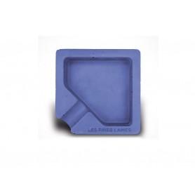 Les Fines Lames ceramic cigar ashtray - Monad - Blue