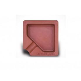Les Fines Lames ceramic cigar ashtray - Monad - Red