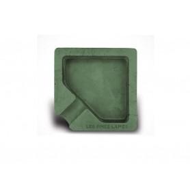 Les Fines Lames ceramic cigar ashtray - Monad - Green