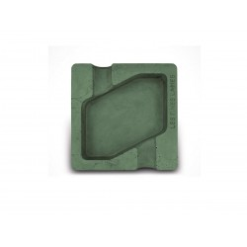 Posacenere da tavolo per sigaro Les Fines Lames - Dyad - Verde
