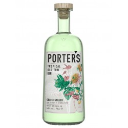 Porter's Tropical Old Tom Gin - 70cl - 40%