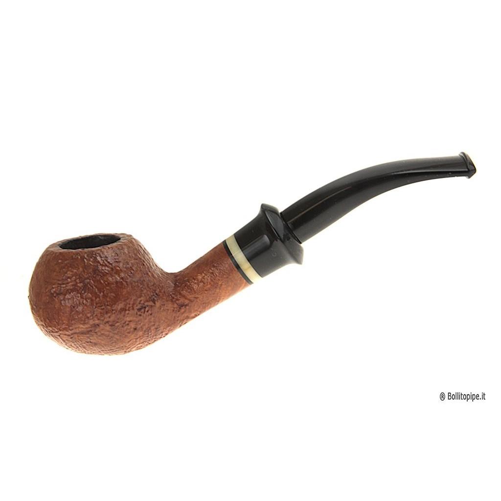Estate pipe: Gilli Pipe *** - Half Bent Apple