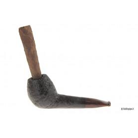 Talamona pipe for Toscano cigar - sandblast
