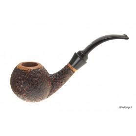Pipa Ser Jacopo R1 rusticata - Bent Apple