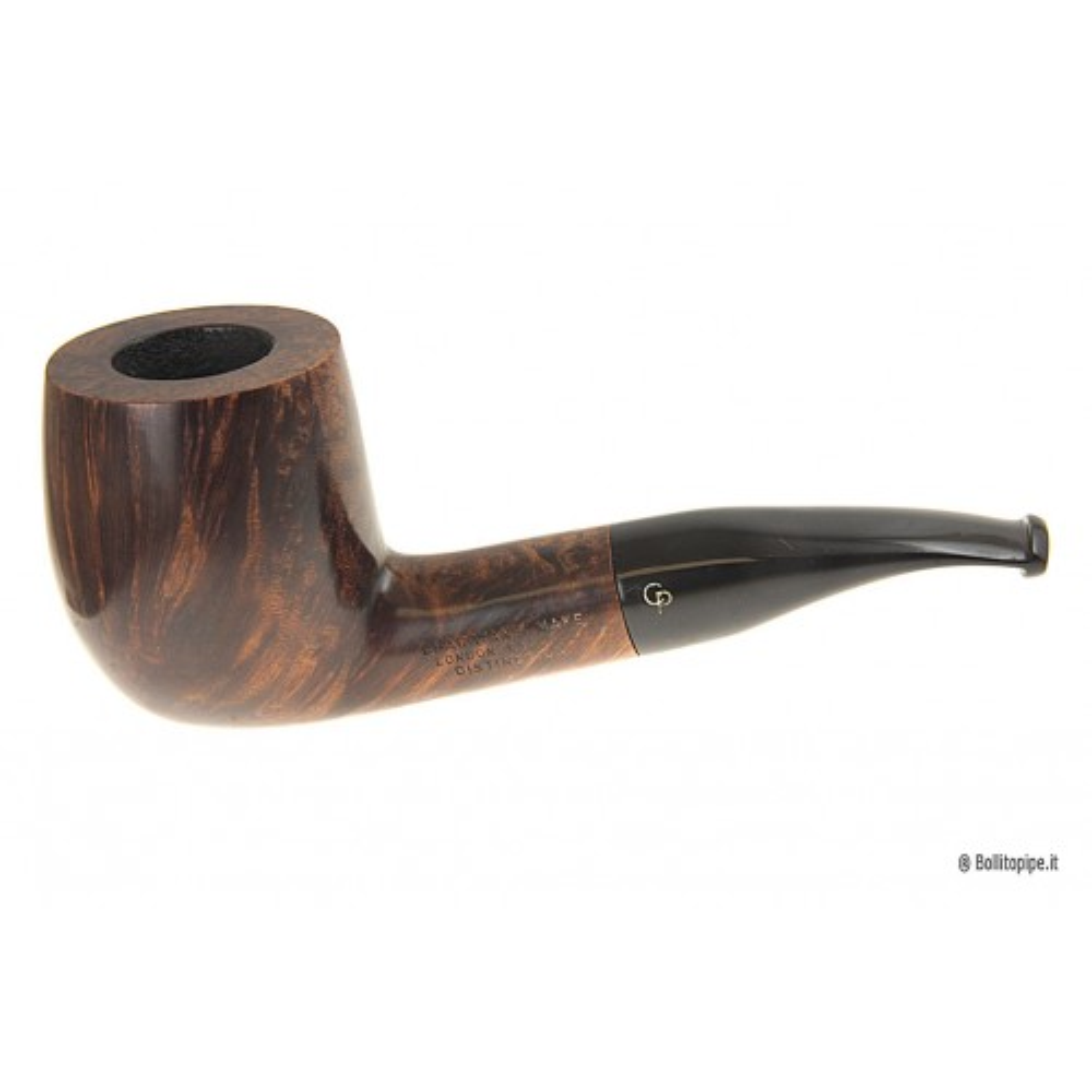 Estate pipe: Charatan Distinction Made By Hand - Half Bent Pot