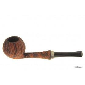Duca pipe Barone (B) sandblast - Apple