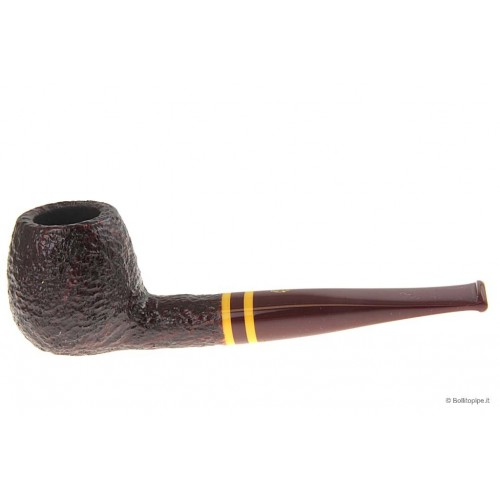 Savinelli Regimental 207 Rusticated - 9mm filter