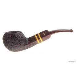 Savinelli Regimental 624Ks Rusticated - 9mm filter