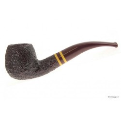 Savinelli Regimental 626 Rusticated - 9mm filter