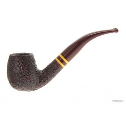 Savinelli Regimental 602 Rusticated - 9mm filter