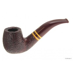 Savinelli Regimental 616Ks Rusticated - 9mm filter