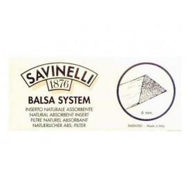 Savinelli 6mm balsa filter