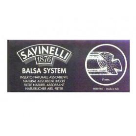 Filtri in balsa Savinelli 9mm