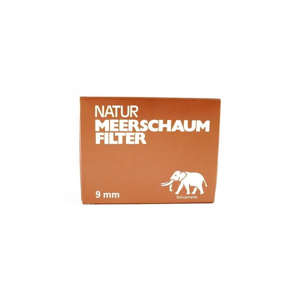 Espuma de mar 9mm filter (40 filtros)