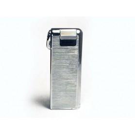 Mechero piezzo-eléctrico Savinelli Pipemaster - Satinado