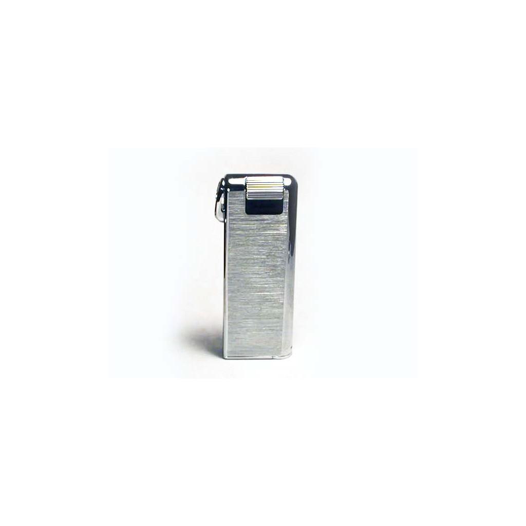 Savinelli-Corona Pipemaster Lighter - Matt steel
