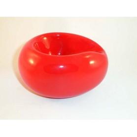 """Porta pipe Savinelli """"Goccia"""" in ceramica - Rosso"""