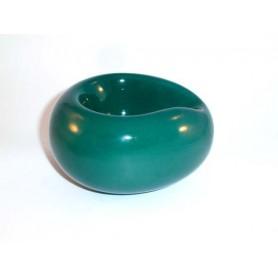 """Pose-pipes Savinelli """"Goccia"""" en céramique - Vert"""
