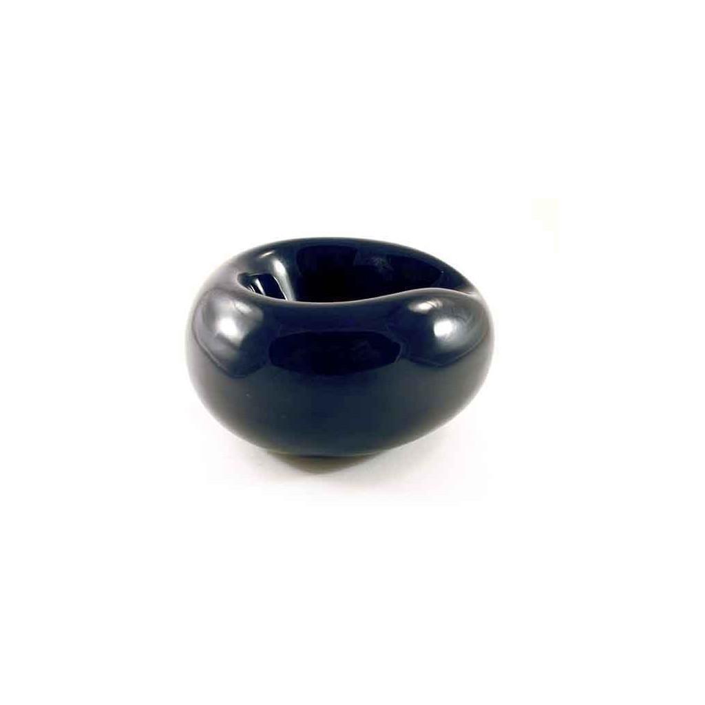 """Apoya pipa de cerámica Savinelli """"Goccia"""" - Azul"""