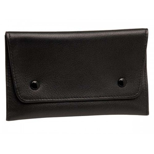 "Alfred Dunhill leather tobacco pouch ""Button"""
