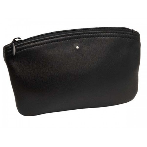"Alfred Dunhill leather tobacco pouch ""Zip"""