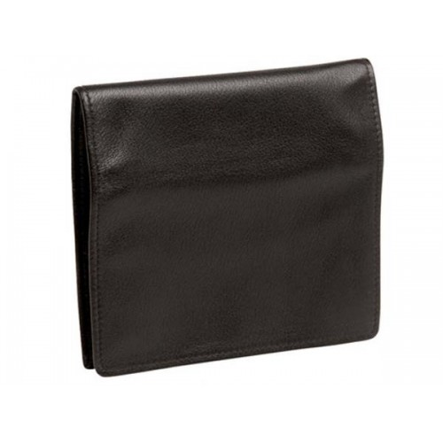 Alfred Dunhill leather tobacco pouch Rotator