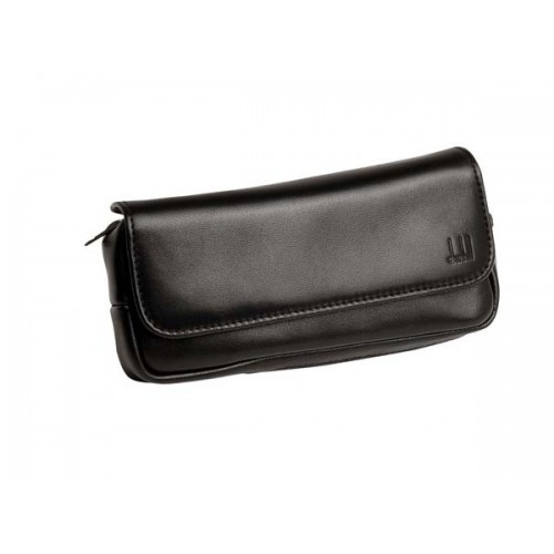 Alfred Dunhill Traditional sac pour tabac et pipe en cuir