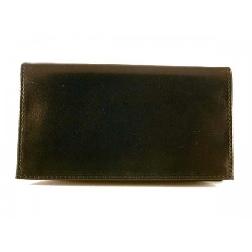 "Arcadia leather tobacco pouch ""Rotator"" - Black"