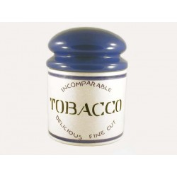 "Savinelli ""Kilo"" Ceramic Tobacco jar - blue"